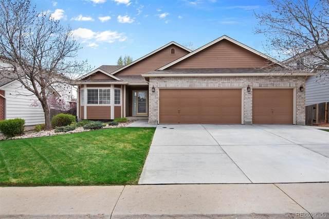 11322 W Prentice Drive, Littleton, CO 80127 (#8526429) :: My Home Team