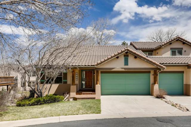 1004 Cottonwood Circle, Golden, CO 80401 (#8526789) :: Colorado Team Real Estate