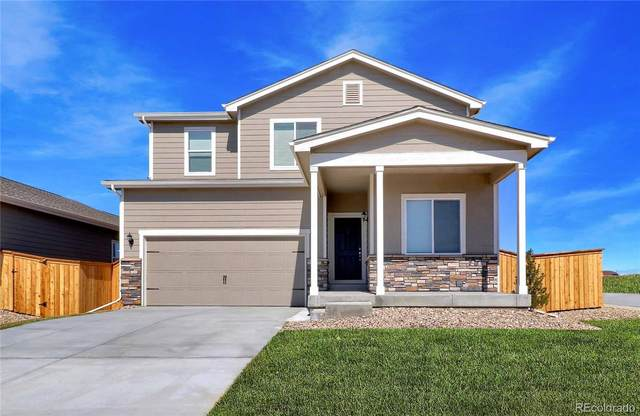 337 Walnut Street, Bennett, CO 80102 (MLS #8526813) :: 8z Real Estate