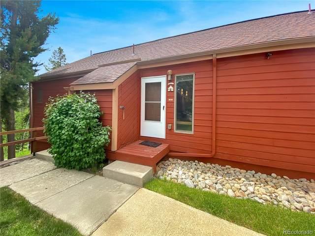 905 County Road 834 C-24, Fraser, CO 80442 (MLS #8526930) :: 8z Real Estate