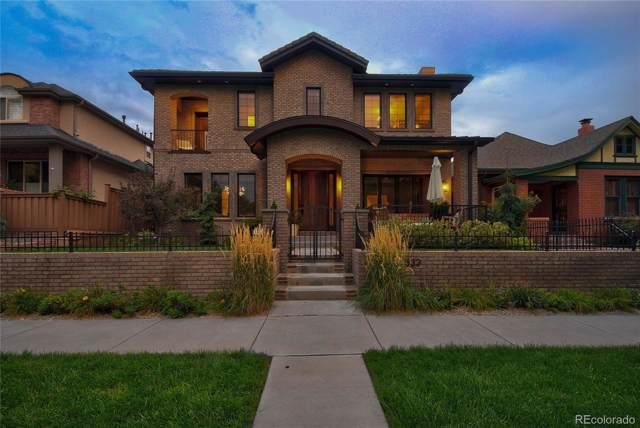 532 Cook Street, Denver, CO 80206 (#8527097) :: Mile High Luxury Real Estate