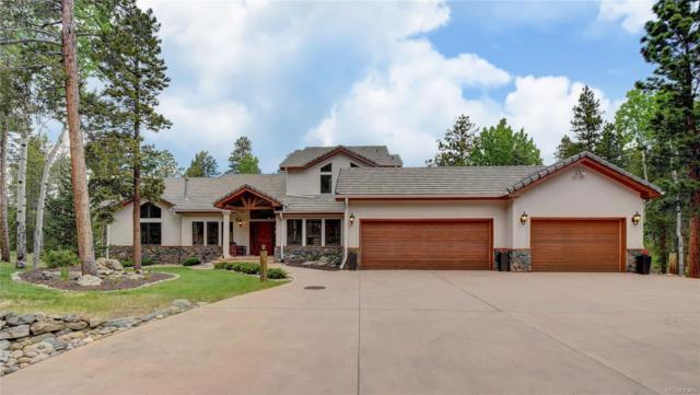 26700 Mirage Drive, Conifer, CO 80433 (MLS #8527440) :: 8z Real Estate