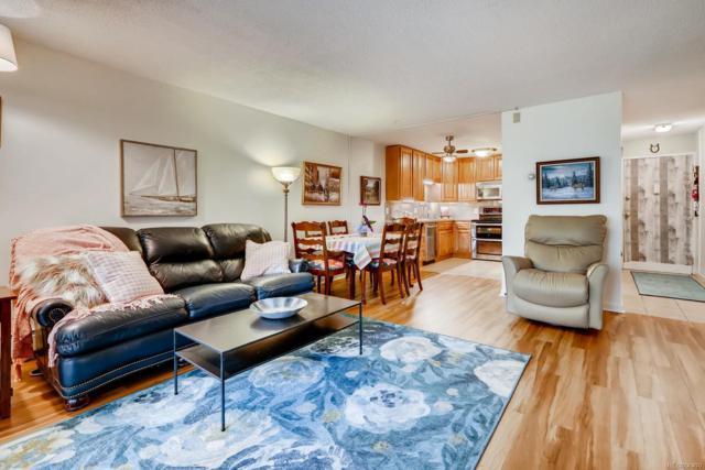 9335 E Center Avenue 5A, Denver, CO 80247 (#8527734) :: Wisdom Real Estate