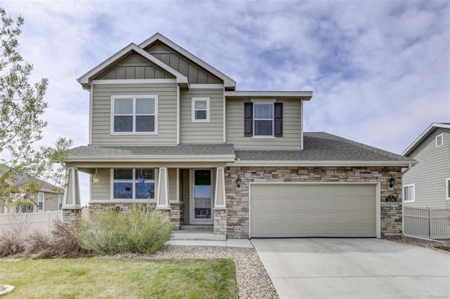 5736 Twilight Avenue, Firestone, CO 80504 (#8528244) :: The Peak Properties Group