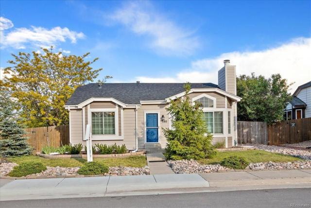 380 N Wagonwheel Trail, Castle Rock, CO 80104 (#8528314) :: Bring Home Denver with Keller Williams Downtown Realty LLC