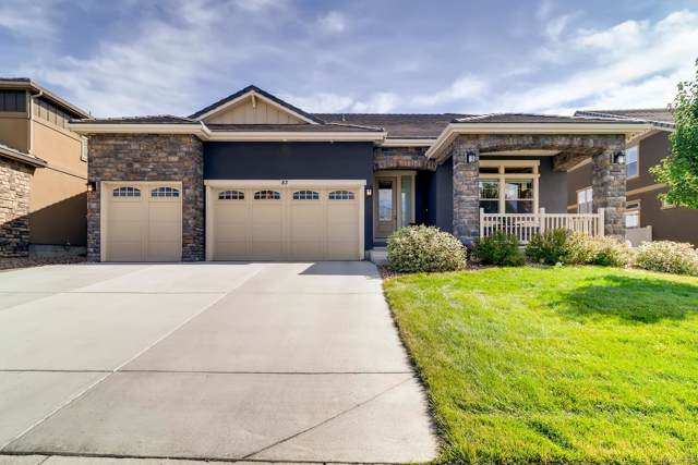83 Pipit Lake Court, Erie, CO 80516 (MLS #8528415) :: 8z Real Estate