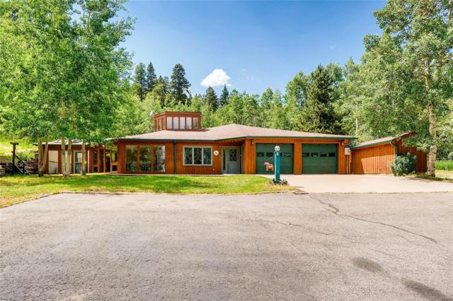 12857 Highway 119, Black Hawk, CO 80422 (MLS #8528753) :: 8z Real Estate