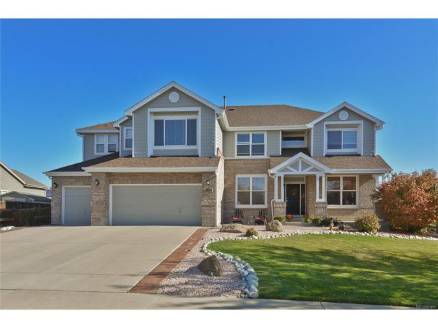 1163 Northview Drive, Erie, CO 80516 (MLS #8529003) :: 8z Real Estate