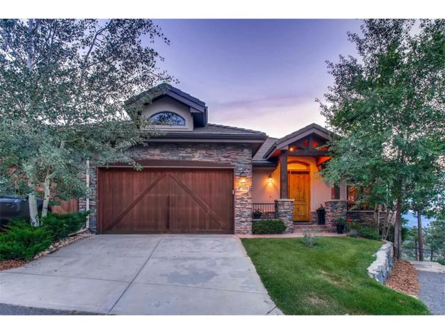 1007 Nob Hill Road, Evergreen, CO 80439 (MLS #8529378) :: 8z Real Estate