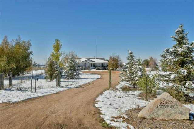 25612 Highway 392, Greeley, CO 80631 (MLS #8529419) :: Kittle Real Estate
