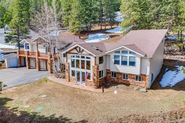 115 Spruce Road, Golden, CO 80401 (#8529481) :: Stephanie Fryncko | Keller Williams Integrity