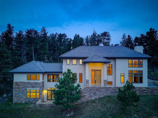 23725 Waynes Way, Golden, CO 80401 (#8530288) :: The City and Mountains Group