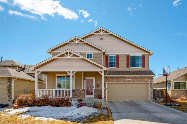 12480 S Sopris Creek Drive, Parker, CO 80134 (#8530852) :: The Heyl Group at Keller Williams
