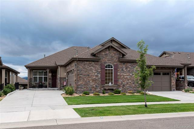 16560 W 86th Place A, Arvada, CO 80007 (#8530968) :: The Healey Group