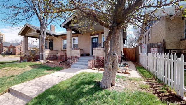 1388 Raleigh Street, Denver, CO 80204 (MLS #8531452) :: 8z Real Estate