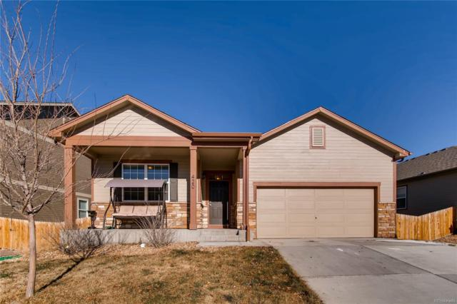 420 Clubhouse Drive, Fort Lupton, CO 80621 (#8531648) :: The Griffith Home Team