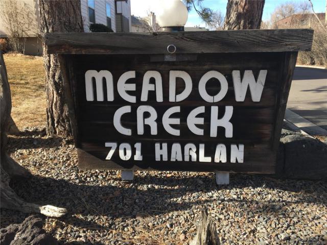 701 N Harlan Street #50, Lakewood, CO 80214 (#8531965) :: Colorado Team Real Estate