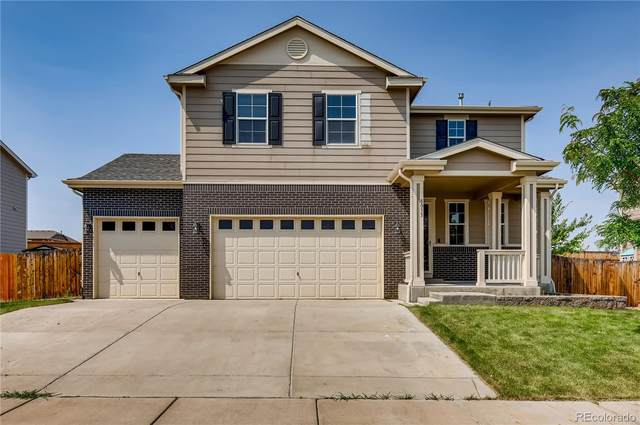 8033 E 135th Place, Thornton, CO 80602 (#8532254) :: Re/Max Structure