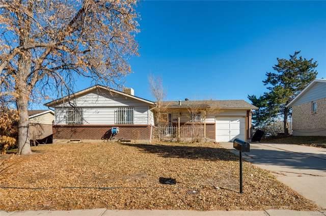1180 Granby Street, Aurora, CO 80011 (#8532334) :: The Peak Properties Group