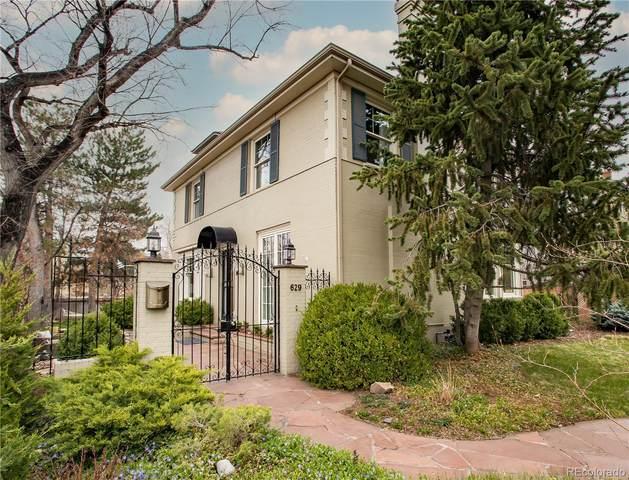 629 N Humboldt Street, Denver, CO 80218 (#8532411) :: The Griffith Home Team