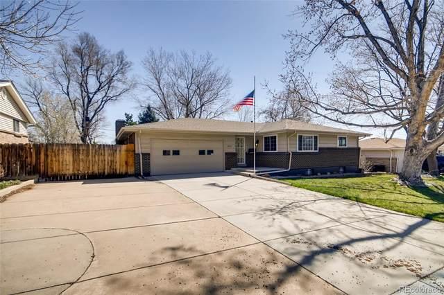 6934 Webster Street, Arvada, CO 80003 (#8533291) :: The Peak Properties Group