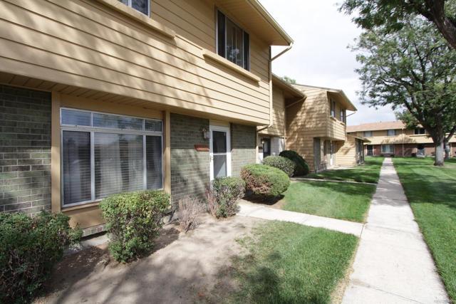 12642 E Kansas Place, Aurora, CO 80012 (#8533328) :: The Galo Garrido Group