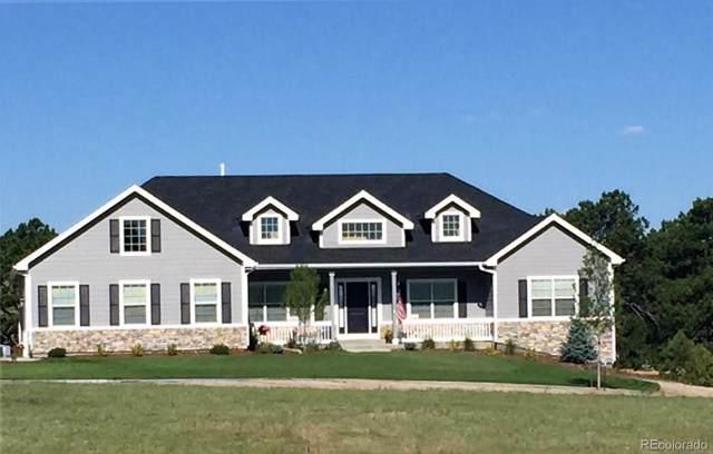 34187 Southern Cross Trail, Kiowa, CO 80117 (MLS #8533740) :: 8z Real Estate