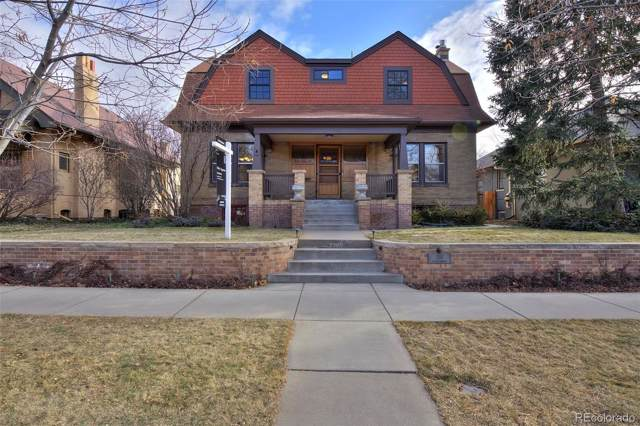 2386 Dexter Street, Denver, CO 80207 (MLS #8533844) :: Colorado Real Estate : The Space Agency