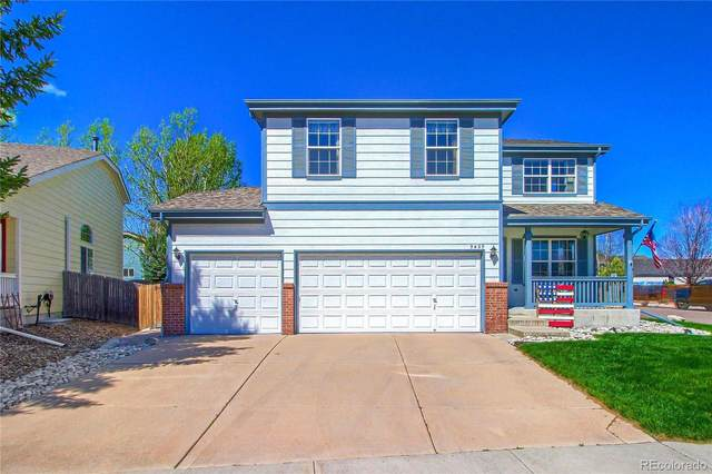 5429 Military Trail, Parker, CO 80134 (#8533953) :: The Healey Group