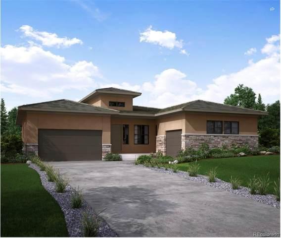 10704 Bluffside Drive, Lone Tree, CO 80124 (MLS #8534575) :: 8z Real Estate