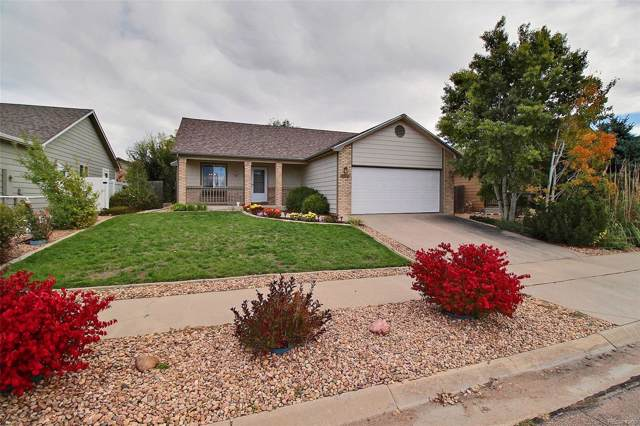 3416 Conestoga Avenue, Evans, CO 80620 (MLS #8534645) :: 8z Real Estate