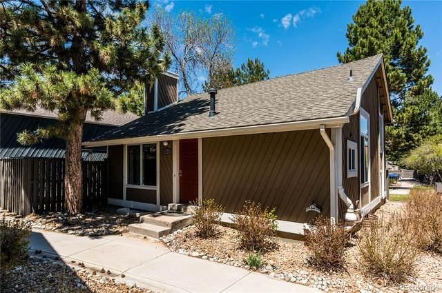 10133 E Peakview Avenue, Englewood, CO 80111 (MLS #8534685) :: 8z Real Estate