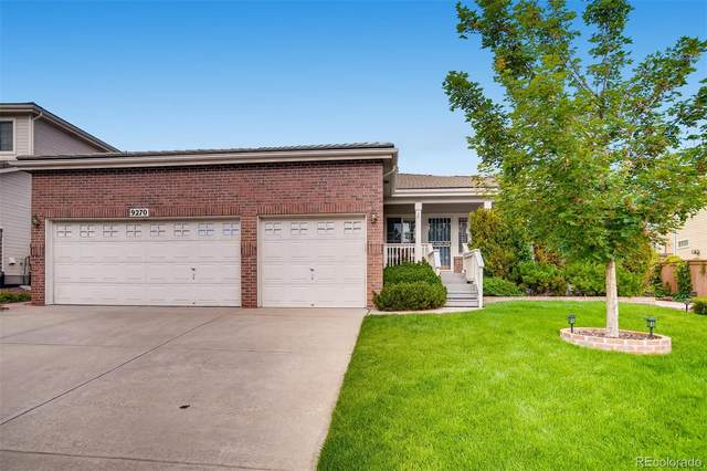 9270 Fox Fire Drive, Highlands Ranch, CO 80129 (MLS #8534765) :: 8z Real Estate