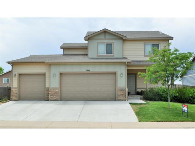 1491 S Haymaker Drive, Milliken, CO 80543 (MLS #8535370) :: 8z Real Estate