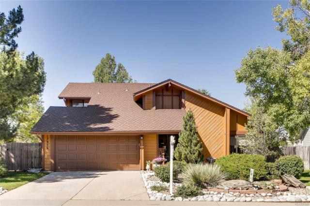 17976 E Berry Avenue, Centennial, CO 80015 (#8535550) :: The Peak Properties Group