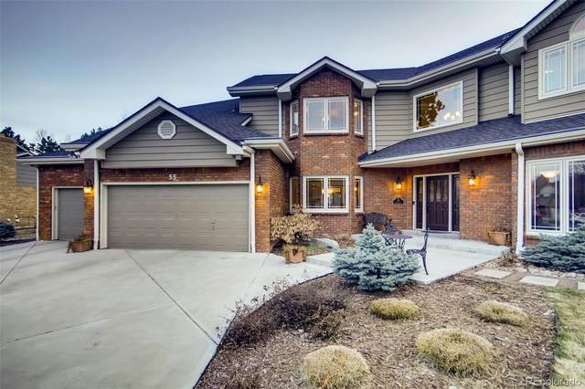55 Falcon Hills Drive, Highlands Ranch, CO 80126 (MLS #8535889) :: 8z Real Estate
