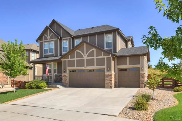 394 Dusk Court, Erie, CO 80516 (MLS #8535971) :: 8z Real Estate