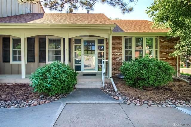 7101 W Yale Avenue #904, Denver, CO 80227 (MLS #8536523) :: 8z Real Estate