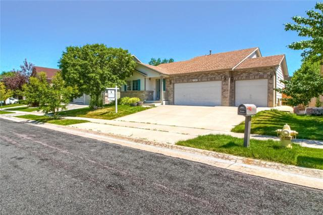 11348 Lansing Street, Commerce City, CO 80640 (#8536682) :: The Peak Properties Group