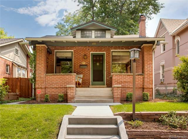 410 N Ogden Street, Denver, CO 80218 (#8536856) :: The DeGrood Team