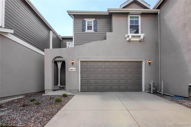 11874 E Fair Avenue, Greenwood Village, CO 80111 (#8537386) :: Compass Colorado Realty