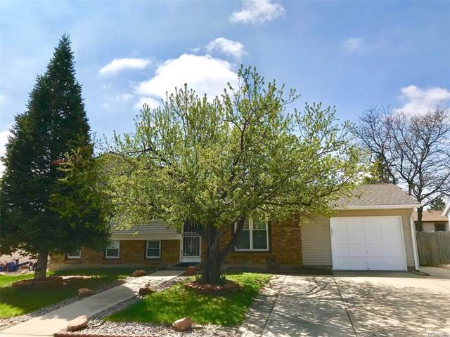 2802 W 99th Circle, Federal Heights, CO 80260 (#8537921) :: Colorado Home Finder Realty