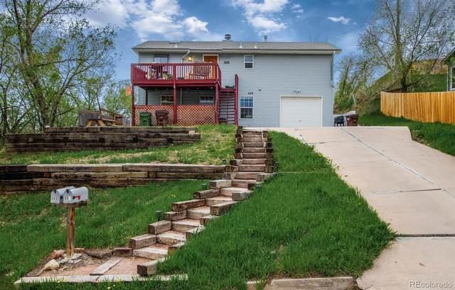 555-559 W Monument Street, Colorado Springs, CO 80905 (#8538220) :: Venterra Real Estate LLC