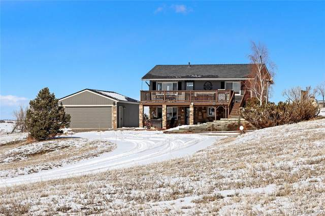 3599 W Wolfensberger Road, Sedalia, CO 80135 (#8538843) :: The DeGrood Team