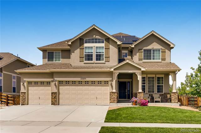 13377 W 87th Terrace, Arvada, CO 80005 (#8539183) :: The Healey Group