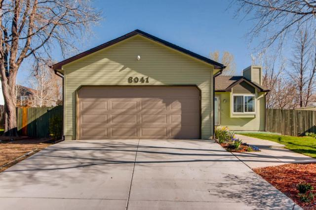 6041 W 116th Avenue, Westminster, CO 80020 (#8539569) :: The Peak Properties Group