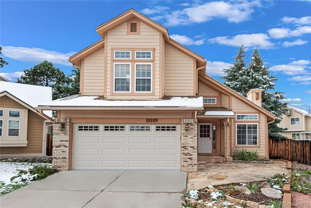 10269 Dusk Way, Littleton, CO 80125 (#8539611) :: Kimberly Austin Properties