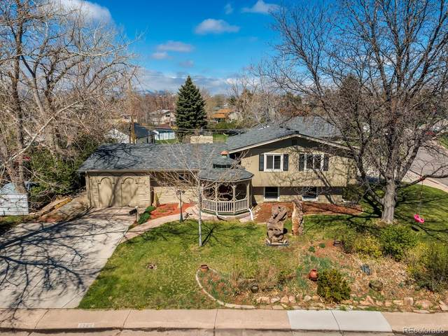 7767 S Depew Street, Littleton, CO 80128 (#8539633) :: The Dixon Group