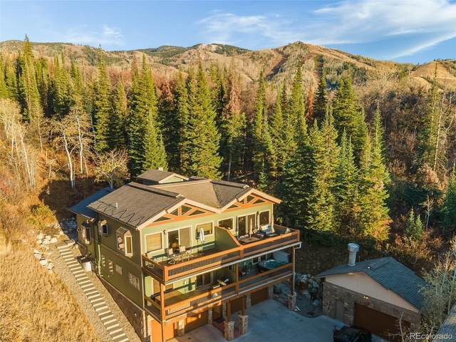 2149 Overlook Drive #105, Steamboat Springs, CO 80487 (#8539809) :: Chateaux Realty Group
