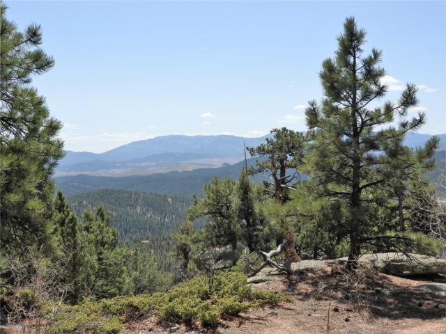 0 El Pico Drive, Conifer, CO 80433 (MLS #8539874) :: 8z Real Estate